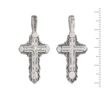 12-131 Крест (Ag 925)