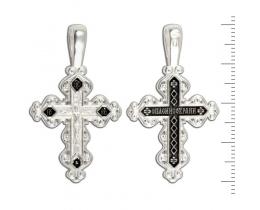 12-161 Крест (Ag 925)