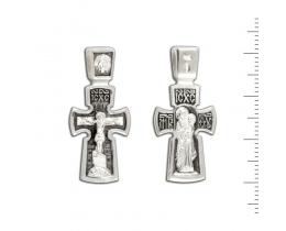 12-169 Крест (Ag 925)