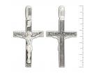 12-178 Крест (Ag 925)