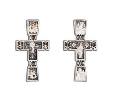 12-229 Крест (Ag 925)