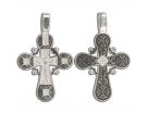 12-231 Крест (Ag 925)