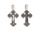 12-327 Крест (Ag 925)