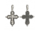 12-335 Крест (Ag 925)