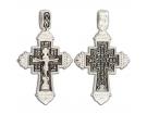 12-345 Крест (Ag 925)