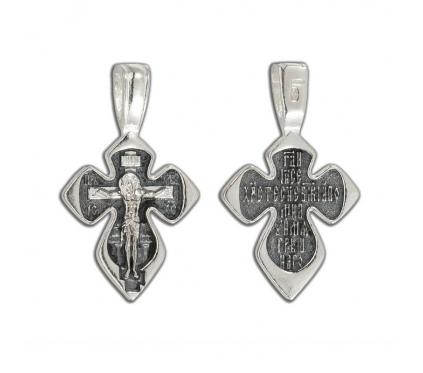 12-352 Крест (Ag 925)
