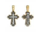 14-297 Крест (Ag 925)