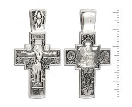 12-135 Крест (Ag 925)