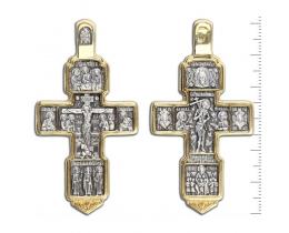 14-017 Крест (Ag 925)