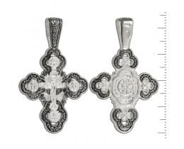 12-015 Крест (Ag 925)